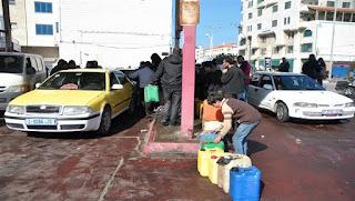 اسرائيل تمنع تسليم المحروقات والغاز إلى قطاع غزة ردا على إطلاق طائرات ورقية حارقة على أراضيها
