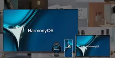 Huawei harmonyos 2021