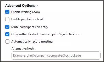Cara Membuat Jadwal Rapat di Zoom Meeting-7