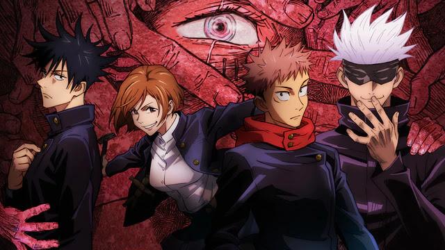 Anime Review: Jujutsu Kaisen