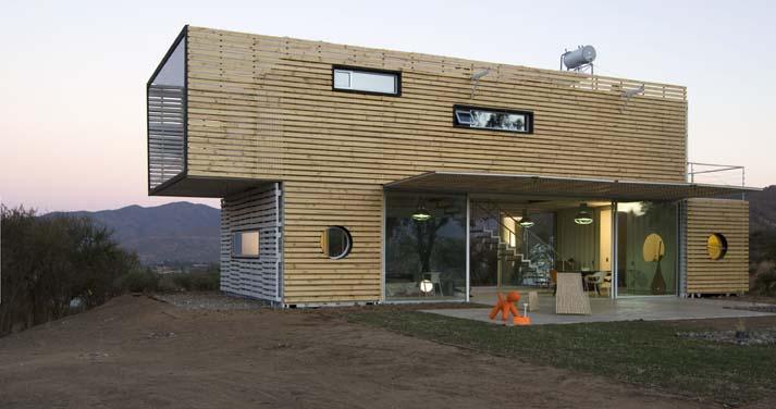 icono interiorismo casas construidas con contenedores