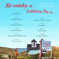 BINNENKORT - COCKLEBERRY BAY SERIE BLOGTOUR