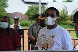 Herry Ario Naap Ajak Masyarakat Biak Numfor Sukseskan PON XX Papua