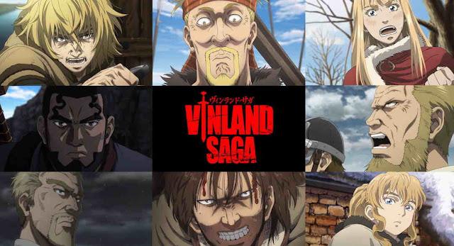 Makoto Yukimura Mulai Menggambar Final Arc Manga Vinland Saga