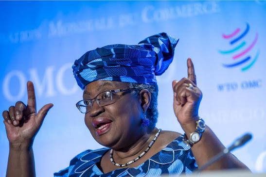 Flash dagli Esteri (NOCPress)    Biden scioglie riserva, potrebbe essere Ngozi Okonjo-Iweala il prossimo capo del WTO