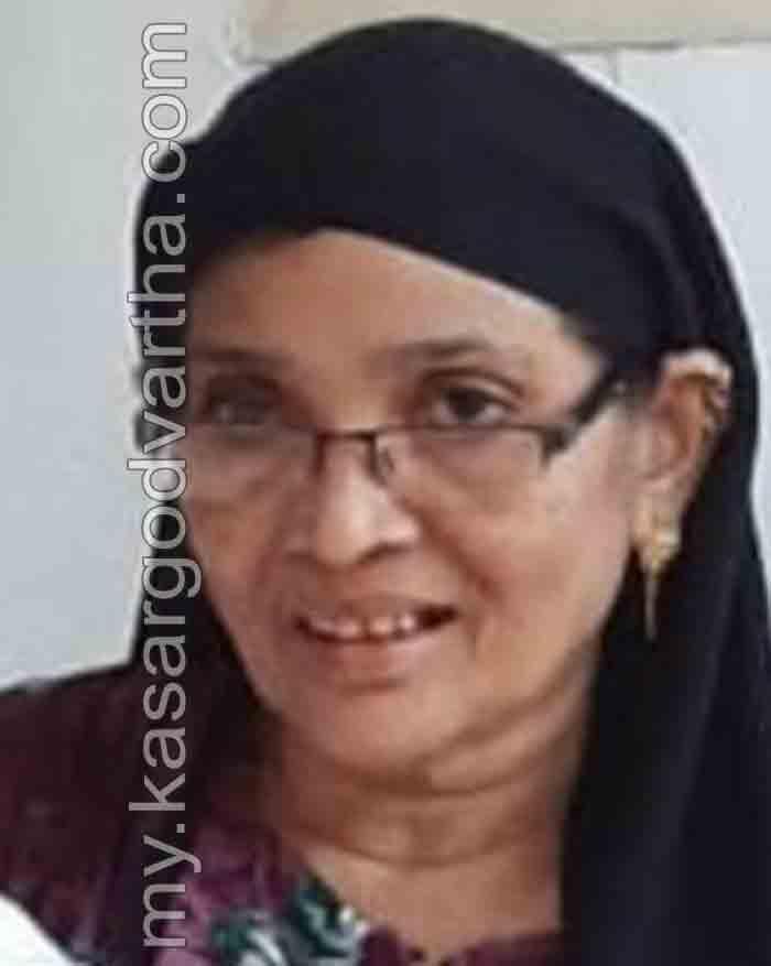 Befatwima of Alampadi passed away