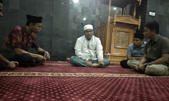 Dorong Kadernya Maju di Musyda DPD, IMM Bone Silaturahmi dengan Bupati Bone