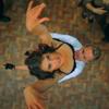 casal a dançar