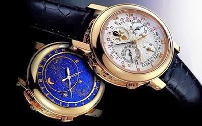 5 Jam Tangan Mewah Termahal Di Dunia