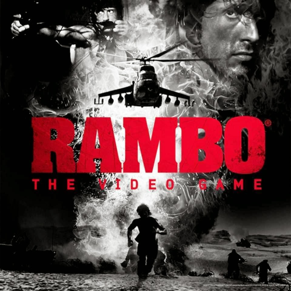Rambo-Video-Game