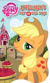 MLP Applejack's Day on the Farm Book Media