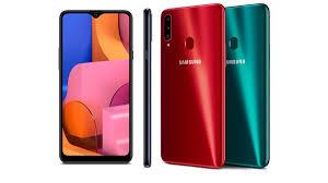 Samsung Galaxy A20s की कीमत में कटौती, जानें नया दाम