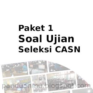 Kumpulan Modul Tes Seleksi Calon Aparatur Sipil negara (CASN)