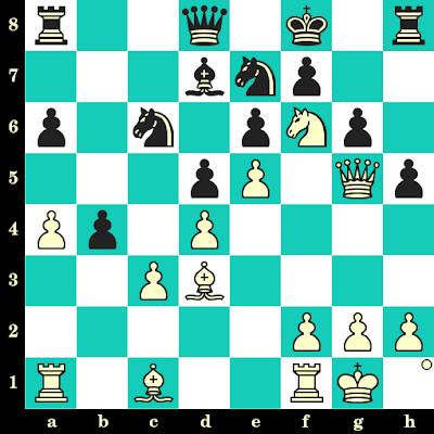 Les Blancs jouent et matent en 2 coups - Iweta Radziewicz vs Katharina Bacler, Allemagne, 2006