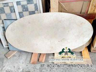 Contoh Top Table Batu Marmer