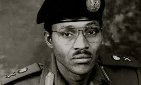 Buhari in 1983