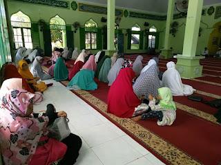 Kajian Dhuha bersama Ustadz Drs. H. Sutiyono di Masjid Masjid Al Miftah Kampung 1 Skip Tarakan 20190728 - Tarakan Mengaji