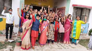 न डरे न सहे समय पर अपनी बात कहें- नोडल प्रभारी रवीना त्यागी, महिलाएं अपना सुरक्षा कवच स्वयं बने- डॉ.ममता स्वर्णकार