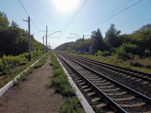 Новопідгородне. Пасажирський зупинний пункт № 15