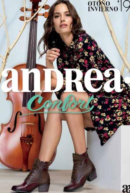 Catalogo Andrea confort Otoño invierno 2019
