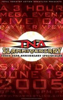 TNA Slammiversary 2005 - Event poster