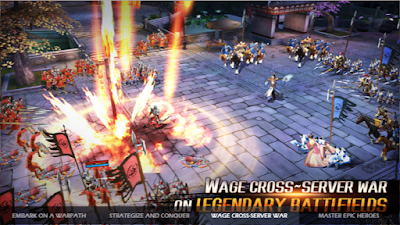 Kingdom Warrior Android Game screenshot 2