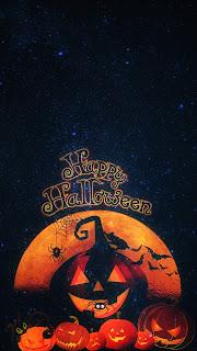 Happy Halloween Mobile HD Wallpaper