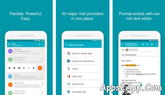 Aqua Mail – Email App APK v1.23.0-1560 Final [Pro] [Latest]