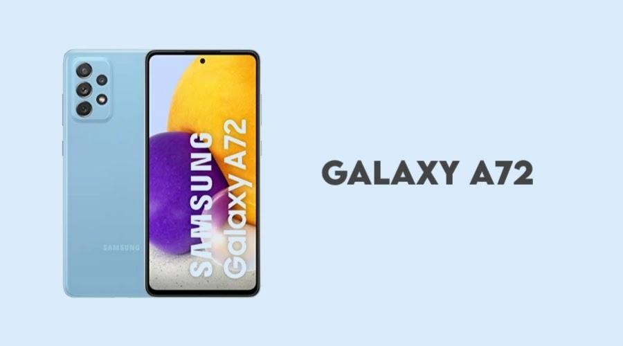 Samsung Galaxy A72 মোবাইলের দাম