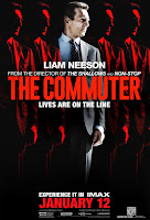 The Commuter Movie Poster 7