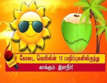 Health benefits of tender coconut