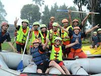 Mencari Tempat Rafting Termurah di Bandung