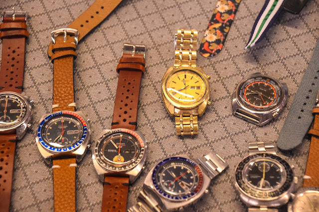 DC Vintage Watches at District Time 2019