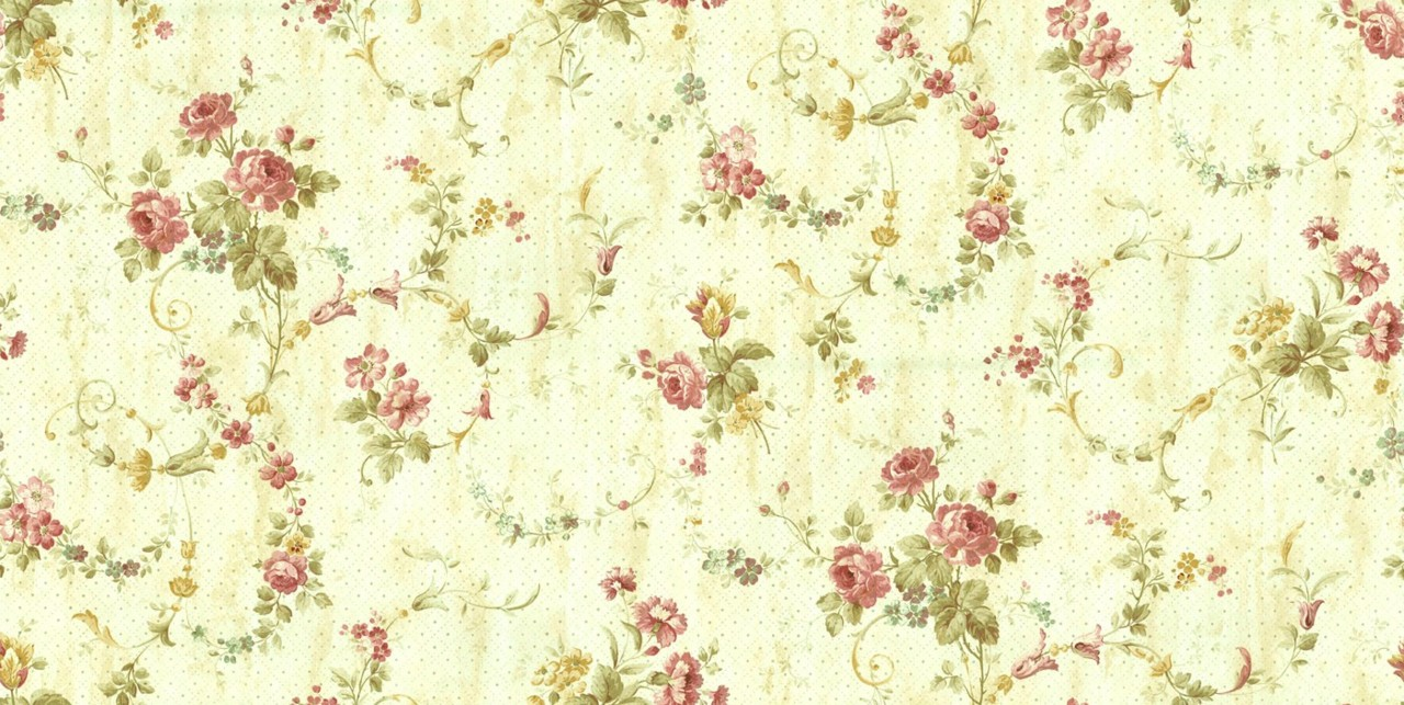 Giro pelo Mundo ...Vintage Floral Background Pattern Tumblr