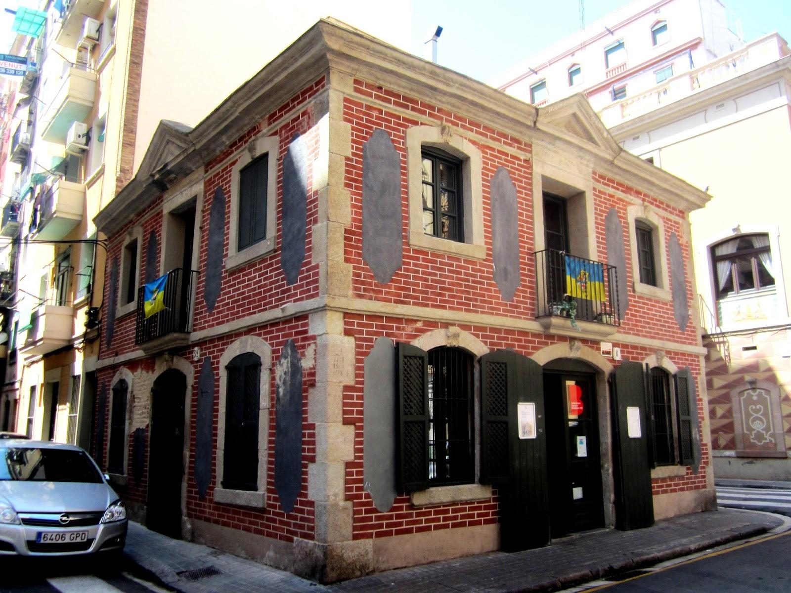 Redescubriendo barcelona y m s all 25 05 2016 la casa de la barceloneta 1761 - Apartamentos en la barceloneta ...