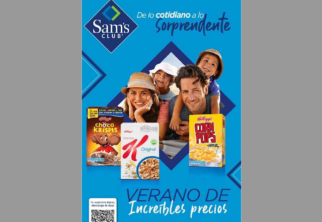 catalogo sams club mexico