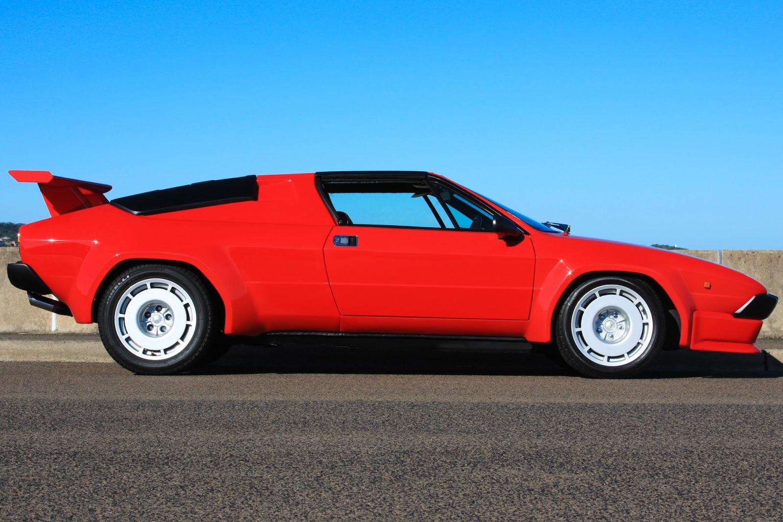 Luxury Lamborghini Cars: Lamborghini Jalpa