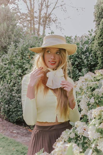 luxury london chiswick fashion blogger 2020