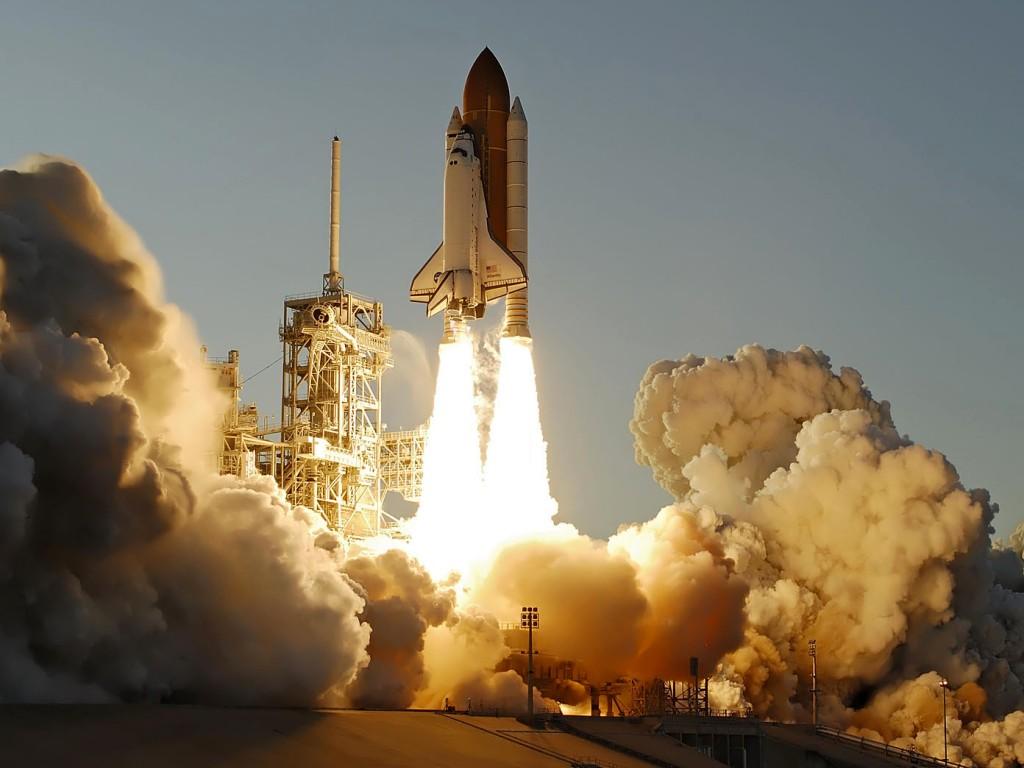 space shuttle launching - photo #27