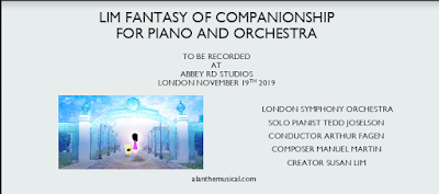 Lim Fantasy of Companionship for Piano and Orchestra