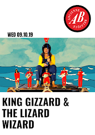 KING GIZZARD AND THE LIZARD WIZARD | AB