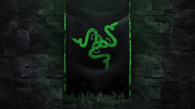 Papel de Parede Razer Logo HD
