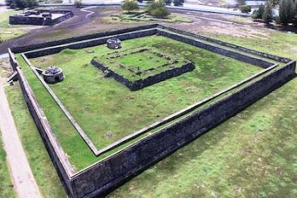 Wisata Heritage Aceh Besar, Benteng Indra Patra