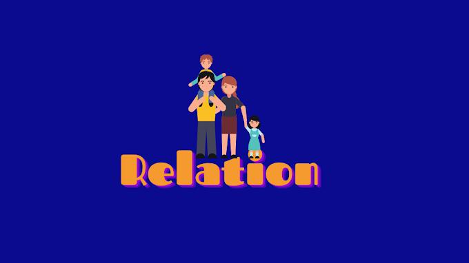 Blood Relation   PDF-1