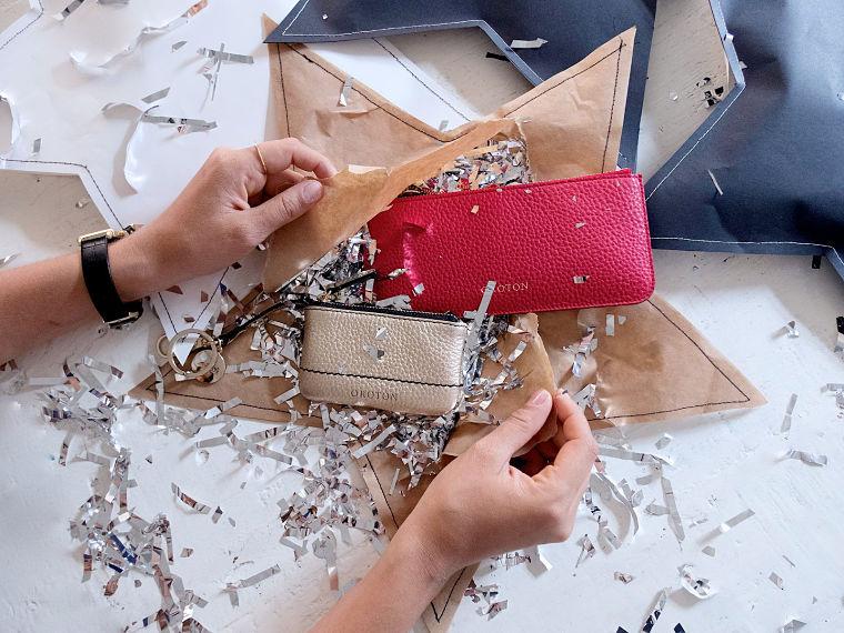 PUNTXET Envuelve los regalos con estrellas esta Navidad #DIY #tutorial #navidad