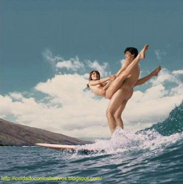 SURF en pareja WTF