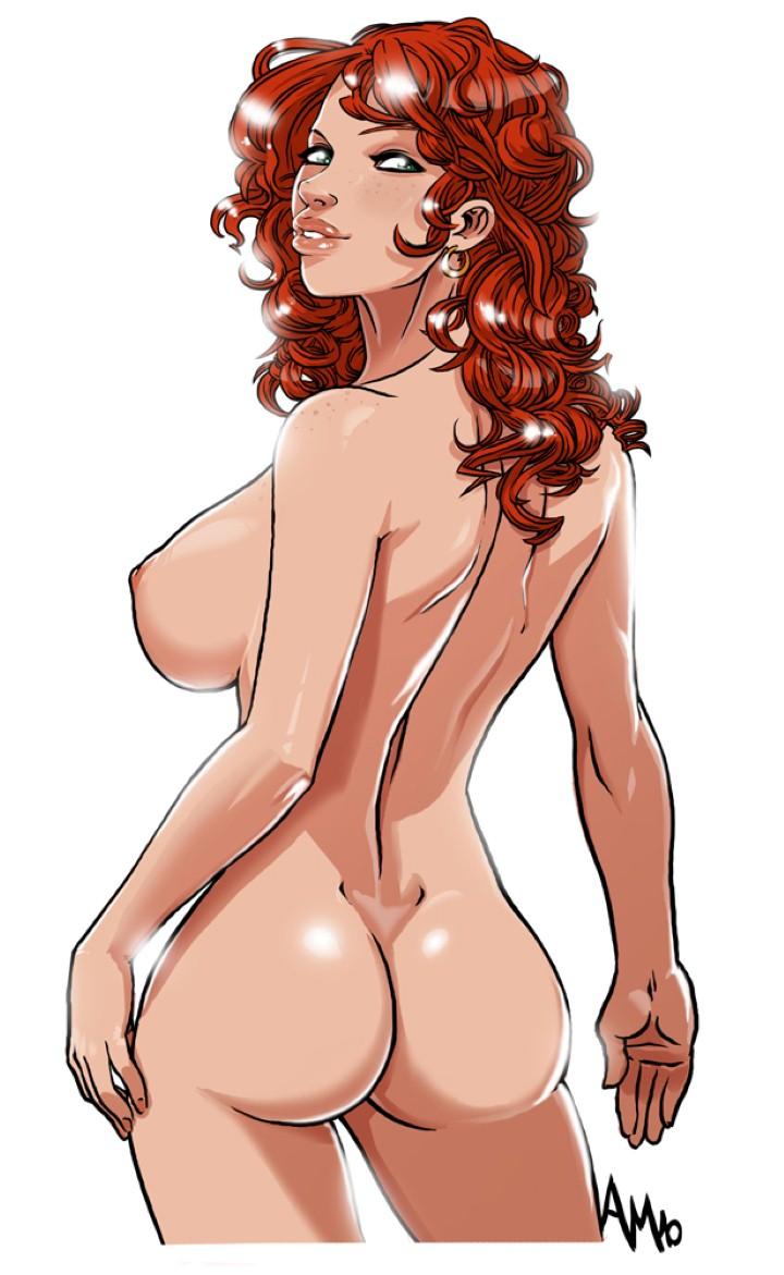 Wario779. Секси искусство 7