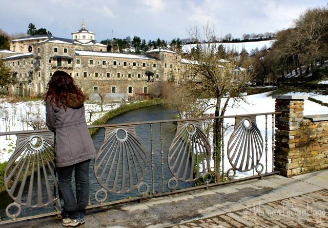 foto del monasterio de samos