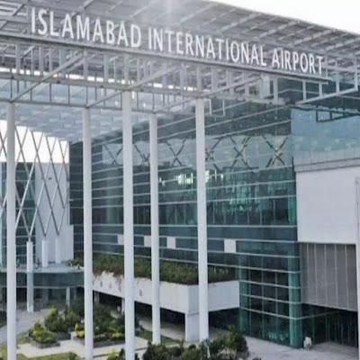 Heavy rains wreak havoc on Islamabad airport