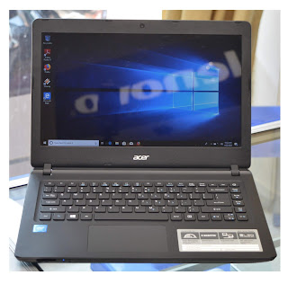 Laptop Acer Aspire ES1-432 Intel N3350 14-Inchi
